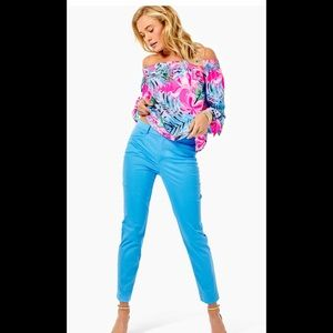 Lilly Pulitzer stretchy super cute pants